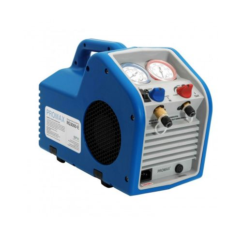 RG3000 Refrigerant Recovery Unit Compact And Lightweight Direct Liquid 90kg/hr 240V/110V~50-60Hz